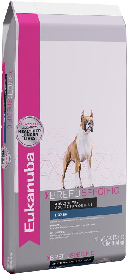 Eukanuba Breed Specific Boxer Adult Dog Food 30 lb. Bag
