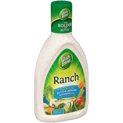 Wish-Bone® Ranch Dressing 24 fl. oz. Plastic Bottle