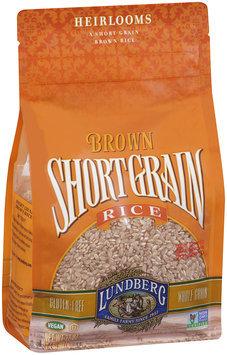 Lundberg Brown Short Grain Rice 32 oz