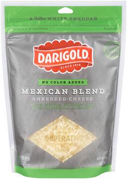 Darigold® Mexican Blend Shredded Cheese 8 oz. Bag
