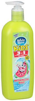 White Rain® Kids™ Watermelon Wave 3 in 1 Shampoo/Conditioner/Body Wash 26.5 fl. oz Pump