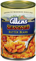 The Allens Seasoned Butter Beans 15 Oz Can