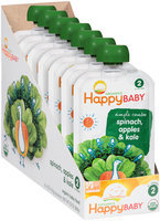 Happy Baby® Simple Combos Organic Baby Food 8-4 oz. Pouches