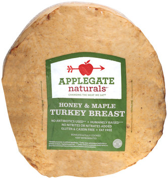 Applegate Naturals® Honey & Maple Turkey Breast