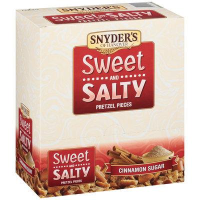 Snyder's Of Hanover Cinnamon Sugar Pretzel