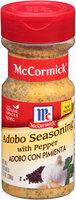 McCormick® Adobo Seasoning with Pepper 7.37 oz. Shaker