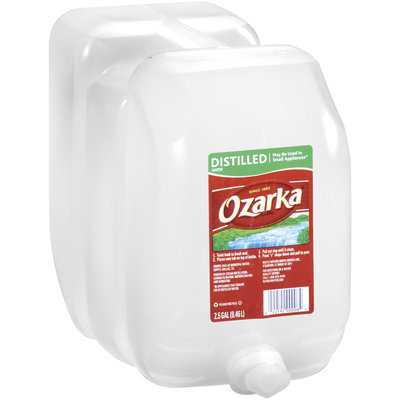Ozarka Distilled Water