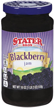 Stater Bros.® Blackberry Jam 18 oz.