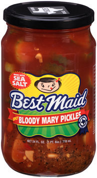 Best Maid® Spicy Bloody Mary Pickles 24 fl. oz. Jar