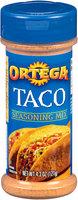 Ortega® Taco Seasoning Mix 4.3 oz. Shaker