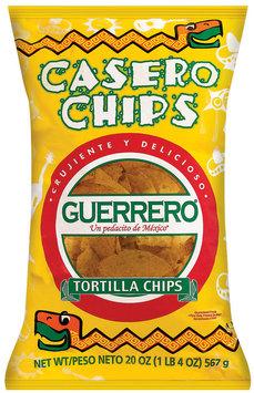 Guerrero Casero Chips Tortilla Chips 20 Oz Bag