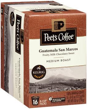 Peet's Coffee® Keurig Brewed® Guatemala San Marcos Medium Roasted Coffee