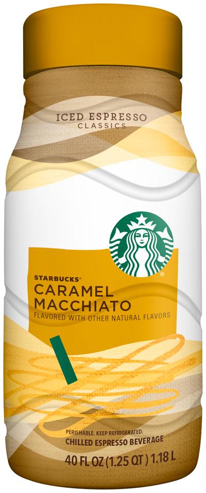 STARBUCKS® Iced Espresso Classics - Caramel Macchiato
