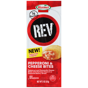 Hormel® Rev® Pepperoni & Cheese Bites 2 oz. Pack
