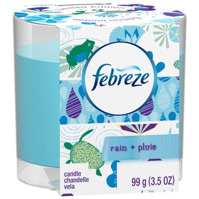 Febreze® Rain Air Freshener Candle 3.5 oz. Sleeve