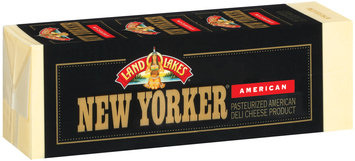 New Yorker American White Cheese 5 Lb Brick