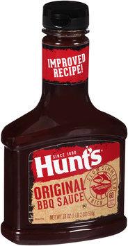 Hunt's® Original BBQ Sauce 18 oz. Bottle