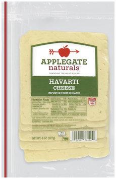 Applegate Farms® Naturals® Havarti Cheese 8 oz