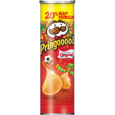 Pringles® Cheese Potato Crisps