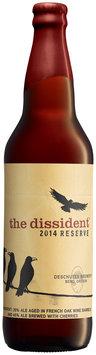 Deschutes Brewery® The Dissident® Bottle