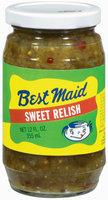 Best Maid Sweet Relish 12 Oz Jar