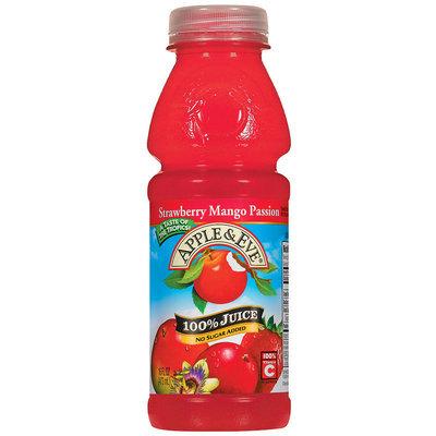 Apple & Eve® 100% Strawberry Mango Passion Juice 16 fl. oz. Bottle