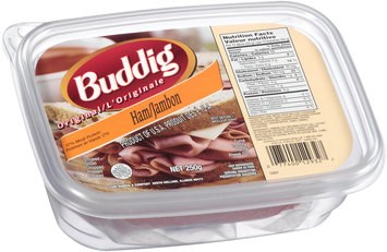Buddig™ Original Ham 250g Tub