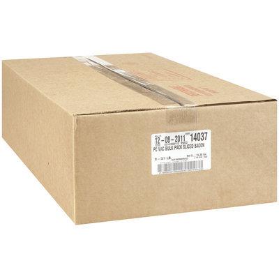 PATRICK CUDAHY Retail/Club Regular Sliced Sweet Apple-Wood Smoked 3/1lb Bacon - Retail   BOX