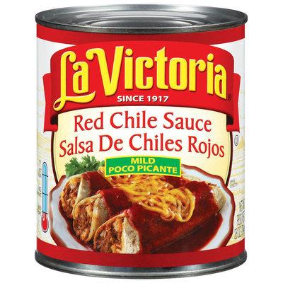La Victoria® Mild Red Chile Sauce 28 oz. Can