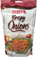 Stater Bros.® Crispy Onions 6 oz. Bag