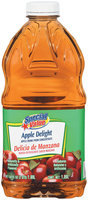 Special Value Apple Delight from Concentrate Beverage 64 Oz Plastic Bottle
