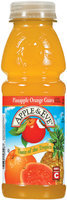 Apple & Eve Pineapple Orange Guava 100% Juice 16 Fl Oz Plastic Bottle