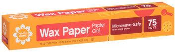 Signature Home™ Wax Paper 75 sq. ft. BoxSignature Home™ Papier Cire 6.96m^2 Box