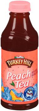 Turkey Hill Peach Tea 18.5 fl. oz. Bottle