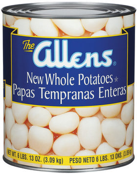 The Allens New Whole Potatoes