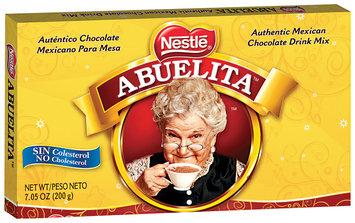 Nestlé ABUELITA Authentic Mexican Chocolate Drink Mix 7.05 oz. Box