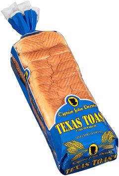 Captain John Derst's® Texas Toast Enriched Bread 20 oz. Bag