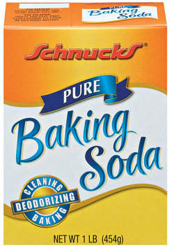 Schnucks Pure Baking Soda 1 Lb Box