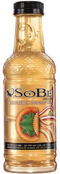 Sobe® Energize White Peach Oolong Tea 20 fl. oz. Plastic Bottle