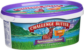 Challenge Butter™ Spreadable Butter with Canola Oil 30 oz. Tub