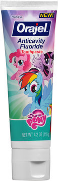 Arm & Hammer™ Kid's Spinbrush™ My Little Pony Powered Toothbrush & Orajel™ Toothpaste Set