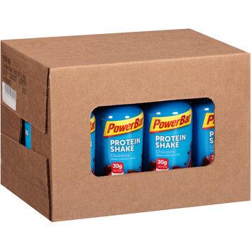 PowerBar® Chocolate Protein Shake 12-14 oz. Bottles