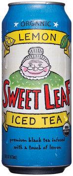 Sweet Leaf Tea Lemon 16 fl. oz. Can