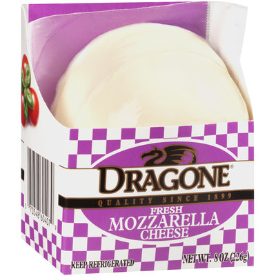 Dragone® Fresh Mozzarella Cheese