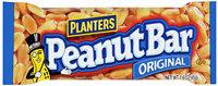 Planters Original Peanut Bar Wrapper