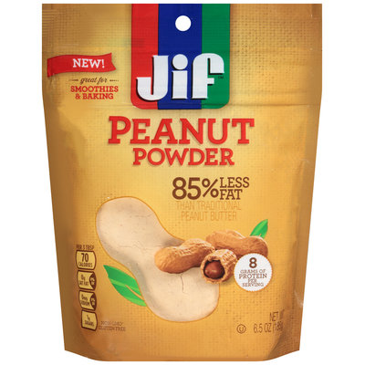 Jif™ Peanut Powder 6.5 oz. Peg
