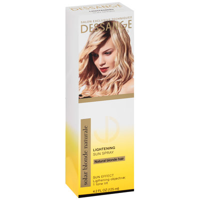 Dessange Paris Solar Blonde Naturale Lightening Sun Spray 4.2 fl. oz. Box