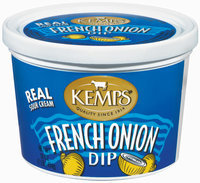 Kemps French Onion Dip 16 Oz Carton