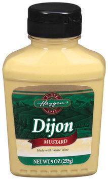 Haggen Dijon Mustard 9 Oz Squeeze Bottle