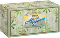 Stater Bros.® Simply Soft White Facial Tissues
